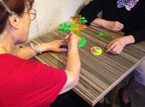 20160613松山區老人活動據點桌遊